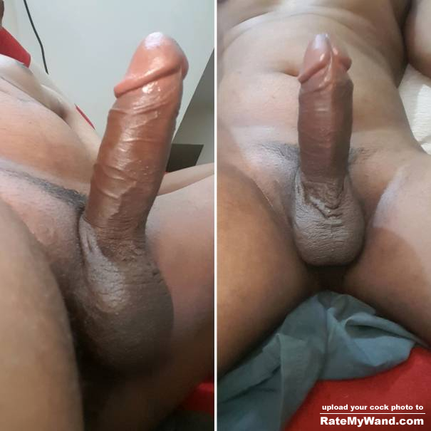 After removing the ring!! Who wants to taste?? - Rate My Wand