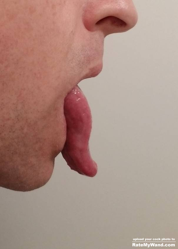 My tongue... ready willing and able to serve - Rate My Wand
