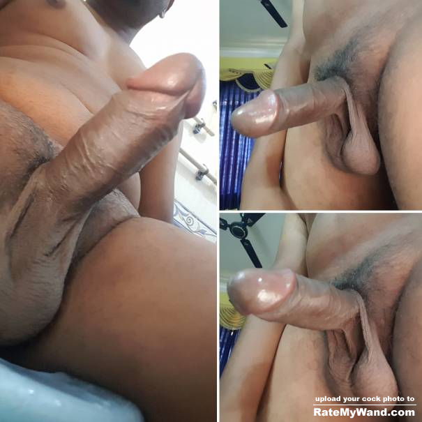 Too Horny tonight!! Who wants an Indian Choco Triple Sundae😉😉😉 - Rate My Wand