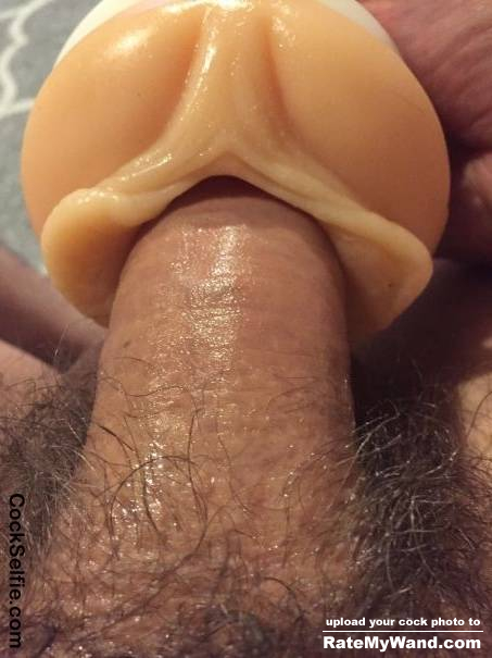 Fav toy, the fleshlight - Rate My Wand